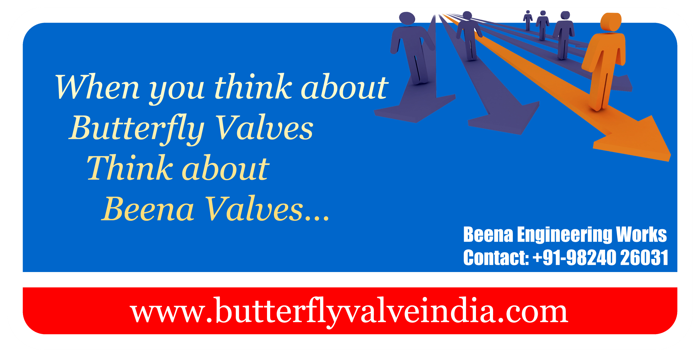 Butterfly Valve Manufacturer India